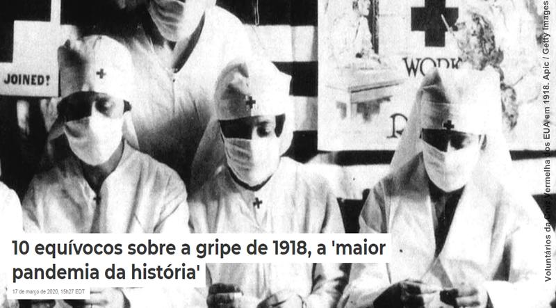 Voluntários da Cruz Vermelha dos EUA em 1918. Apic / Getty Images